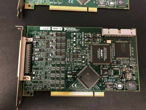 National Instruments NI PCI-6711 PCI Daq Card