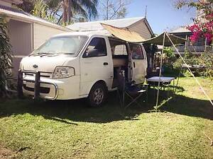 2005 Kia Pregio Van/ fully equipped for roadtrip / WA rego South Brisbane Brisbane South West Preview