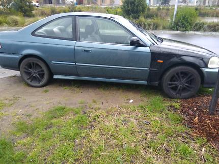 1996 Honda Civic Coupe