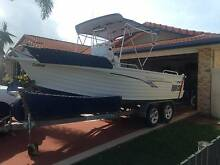 5.6m quintrex millennium hull Brisbane City Brisbane North West Preview