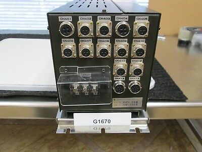 Dns Dainippon Screen Feps-002 Electronics Junction Box Used Working