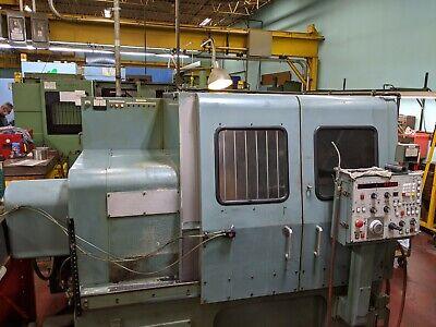 Mori Seiki Sl-3a Cnc Lathe W Yasnac 200b Control