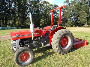 Massey Ferguson 135 with Implements Firefly Greater Taree Area Preview