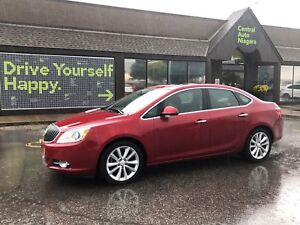 2014 Buick Verano Leather PKG / NAVIGATION / SUNROOF