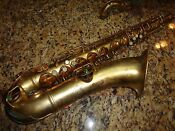 Conn Tenor Gold