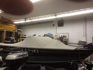 Lund 17.5 Fisherman for sale