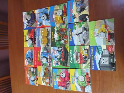 Thomas The Tank Engine Books - 18 Titles Leichhardt Leichhardt Area Preview