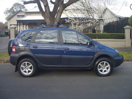 RENAULT SCENIC RX4 ALL WHEEL DRIVE LOVELY CONDITION Kensington Park Burnside Area Preview