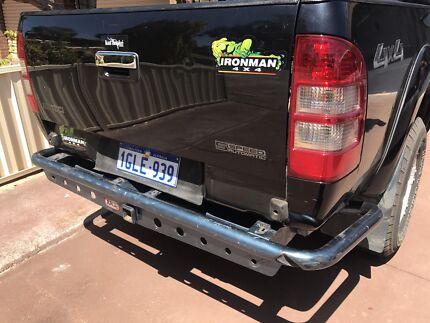Arb rear bar Ford ranger