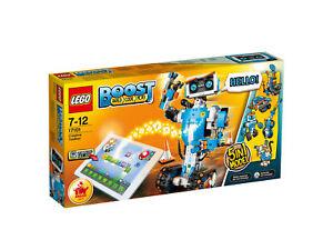 LEGO-BOOST-Programmierbares-Roboticset-17101-Neu-amp-OVP