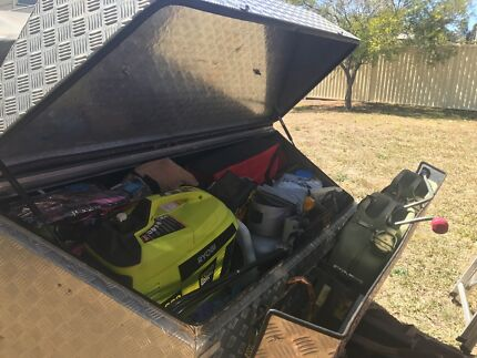 Lifestyle, fully Australian made, Campervan