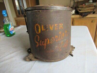 Vintage Cast Iron Planter Box Oliver Only 1 on eBay Lot 20-95-75