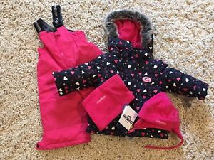 Brand New with Tags Carters 12 Month Snowsuit
