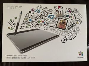 Wacom Intous Creative pen and Touch Tablet