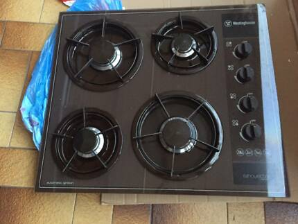 Westinghouse silhouette series gas cook top