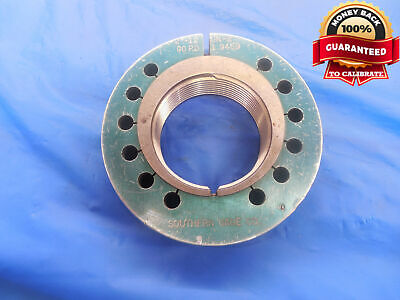 2 12 Un 2 Thread Ring Gage 2.0 Go Only P.d. 1.9459 N-2 2-12 Quality 3a