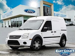 2013 Ford Transit Connect 114.6 XLT  w/o rear door glass