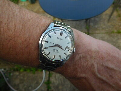 Seiko Sea horse 17 Jewel Date Watch