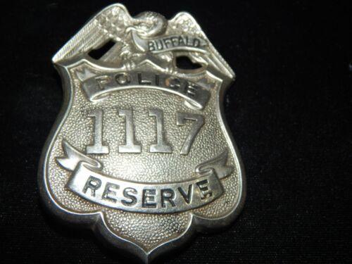 ANTIQUE BUFFALO NEW YORK NY POLICE   # 1