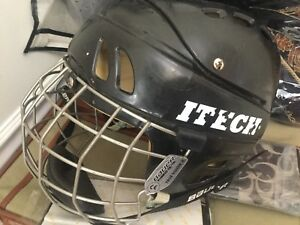 ITECH OBHA APPROVED HOCKEY HELMET FOR KIDS