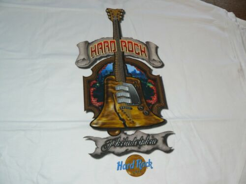 Hard Rock Cafe Philadelphia City Tee T-Shirt New with Tags Size XL