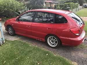 URGENT SELL! Kia Rio manual Berkeley Vale Wyong Area Preview