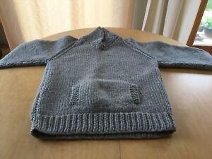 Cowichan sweater men's Large vintage 1980's good condition