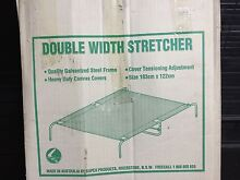 Large pet bed / camping stretcher Warner Pine Rivers Area Preview