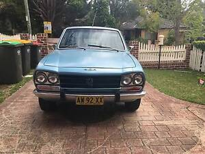 1979 Peugeot 504 Sedan Chatswood Willoughby Area Preview
