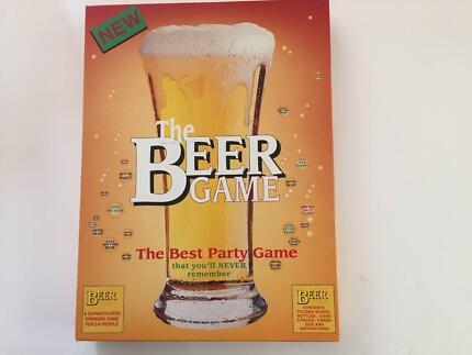 The Beer Game - For Adults