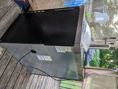 Beverage-air Dd36hc-1-b Double Tap Kegerator Beer Dispenser - Black 1 12 Keg