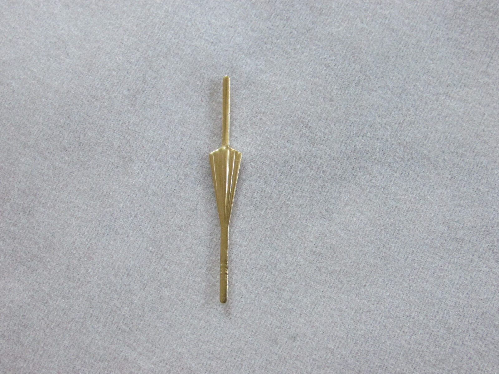 50 Arrow Connector Pins 45mm Gold Chandelier Parts Lamp Crystal Prism Bead