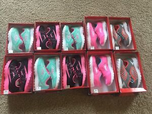 Girls BNWT Size13-1/2, 1, 2, 2-1/2 & 3 Running Shoes