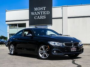 2016 BMW 428i xDrive   RED LEATHER   NAVIGATION   SUNROOF   CAME