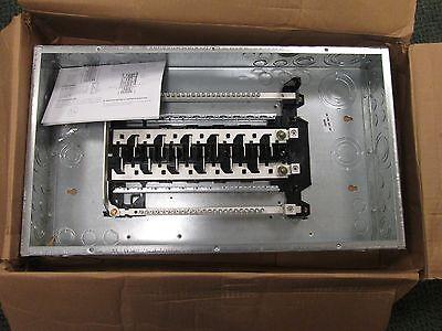 Ge Main Lug Breaker Panel Tlm2412ccu 125a Max 120240v 1ph 3w New Surplus