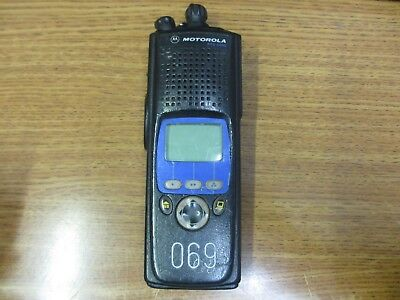 Motorola Xts 5000 Model H18qdf9pw6an Az489ft4855