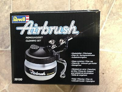 +++ Revell 39190 Airbrush Reinigungsset 39190