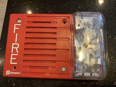 Nice Older Strobe Fire Alarm