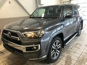 2016 Toyota 4Runner LTD LEASE RETURN ONE OWNER