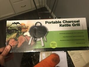 Brand new charcoal grill