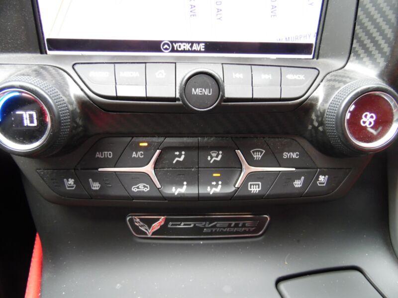 Image 15 Voiture American used Chevrolet Corvette 2016