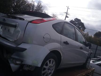 NOW WREAKING FORD FOCUS SILVER COLOR ALL PARTS Dandenong South Greater Dandenong Preview