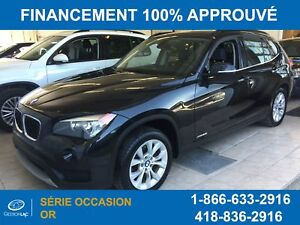 BMW X1 Awd ,toit Ouvrant , Sieges Chauffant, 2013