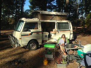 1984 Nissan Urvan Campervan Sydney City Inner Sydney Preview
