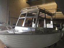 Aluminium welding,fabrication,boats Chipping Norton Liverpool Area Preview