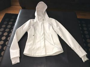 Brand new shape off white & Grey Avia lined jacket size small