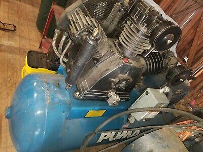New 3 HP Stationary Pump Conveyor Air Compressor Electric Motor 3600 RPM Max