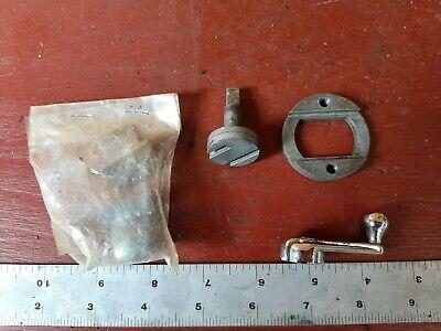 New Atlas Craftsman 6 Lathe M6-12a M6-13a Half Split Nuts Guide Handle Scroll
