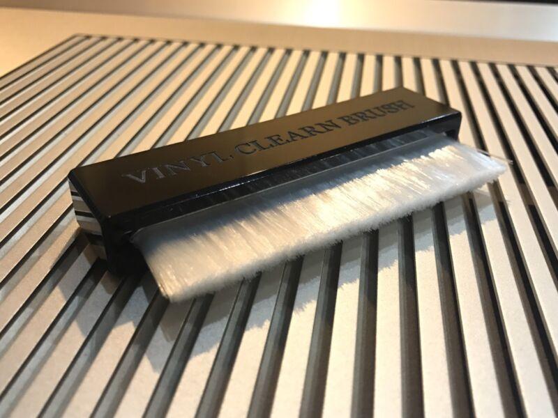 Vinyl Brush VPI Record Cleaning Brush with Holder LP Last