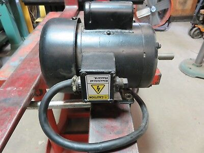 Powermatic Clausing Drill Press Century 1725 Rpm 12 Hp Motor Baldor